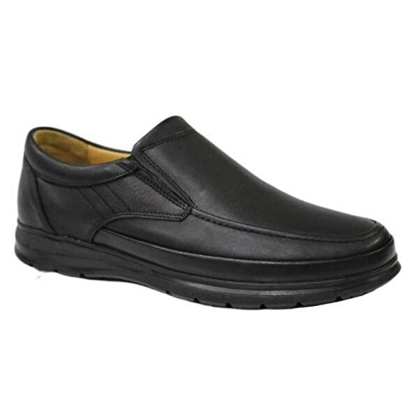 Mehmet Mete 0340 Siyah Comfort Erkek Ayakkabı