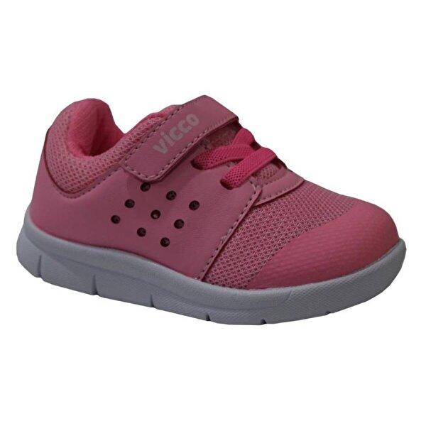 Vicco 346.B20Y.200 Pembe Anatomik (22-25) Çocuk Spor Ayakkabı