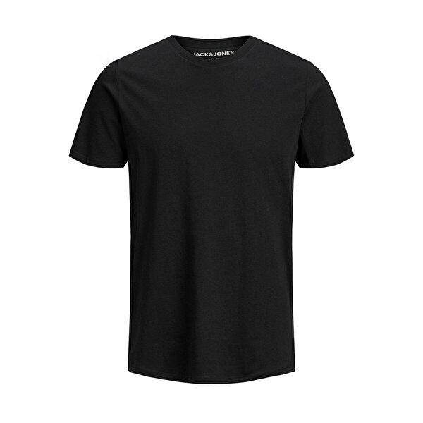 Jack & Jones JJEORGANIC BASIC TEE SS O Siyah Erkek T-Shirt