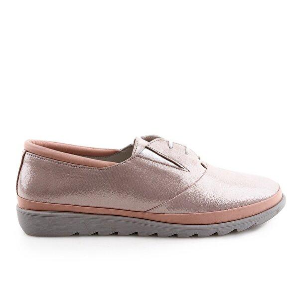 Bestello Bağcıklı Termo Taban Comfort 295-010-102 Kadın Ayakkabı