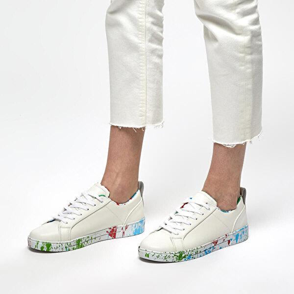 Lumberjack VELLA Beyaz Kadın Ayakkabı