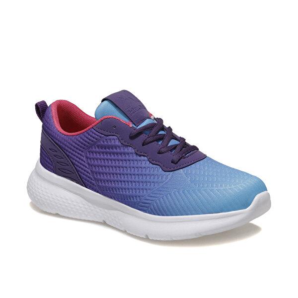 Kinetix BARNES W 1FX Mor Kadın Sneaker Ayakkabı