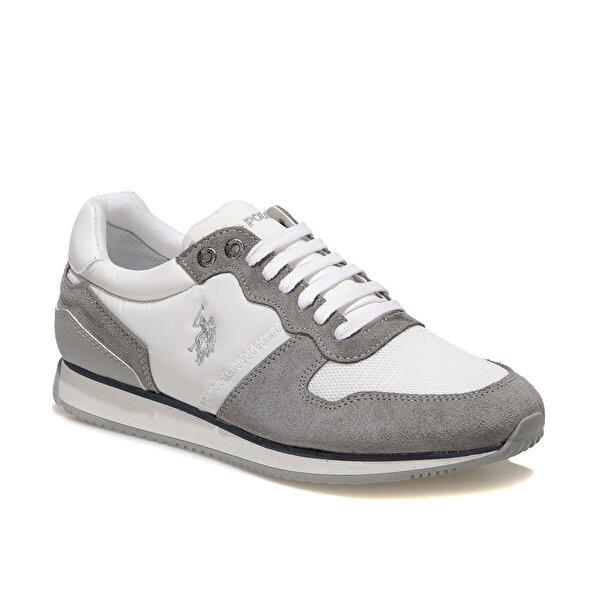 U.S. Polo Assn. MAC 1FX Beyaz Erkek Casual Ayakkabı