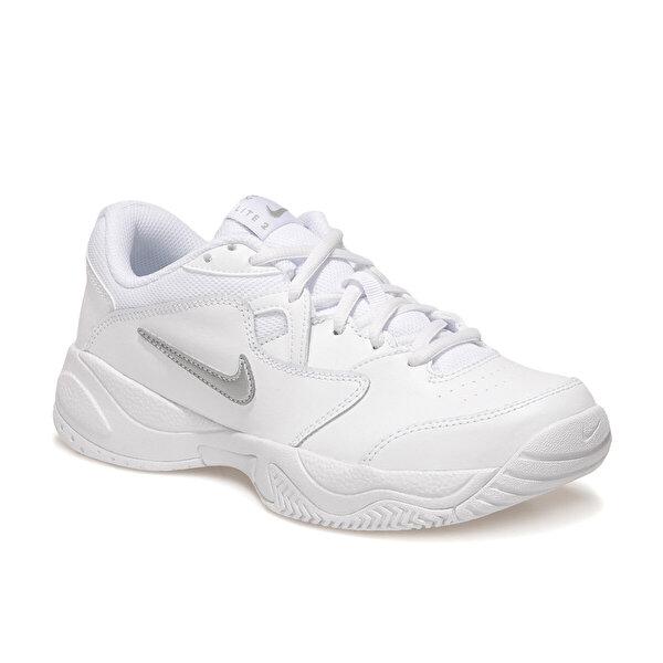 Nike JR COURT LITE 2 Beyaz Kadın Koşu Ayakkabısı