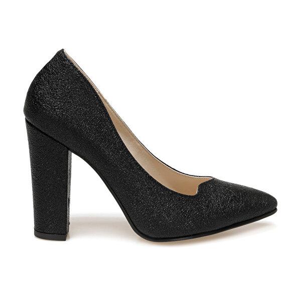 Butigo ELANOR 1FX Siyah Kadın Gova Ayakkabı