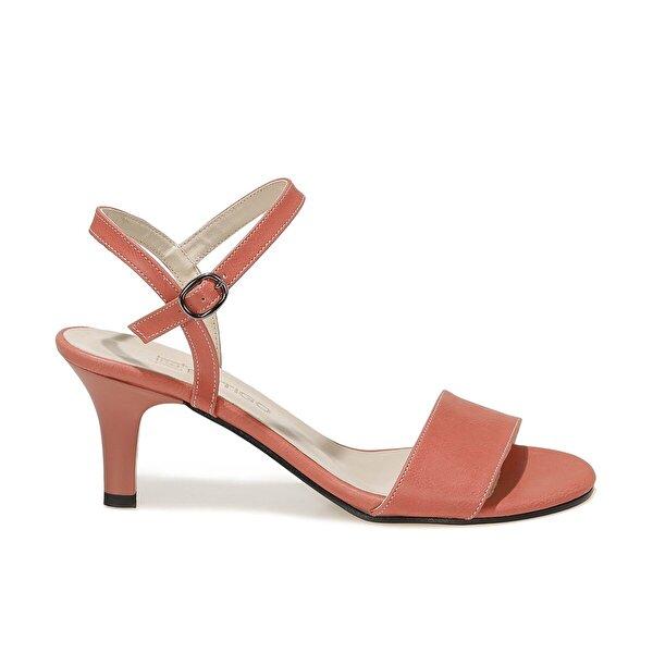 Butigo KATHY 1FX Mercan Kadın Topuklu Ayakkabı