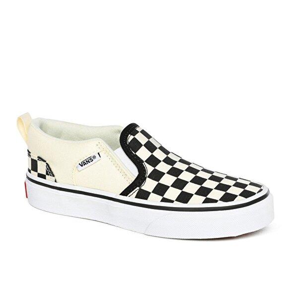 Vans ASHER Siyah Kadın Sneaker