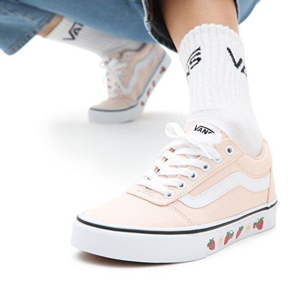 Vans WM WARD Pembe Kadın Sneaker