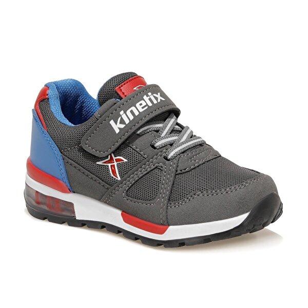 Kinetix RIVERO 1FX Gri Erkek Çocuk Koşu Ayakkabısı