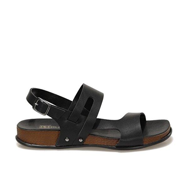 Butigo DAMİEN 1FX Siyah Kadın Sandalet