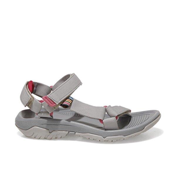 Butigo HAZEN 1FX Gri Kadın Spor Sandalet