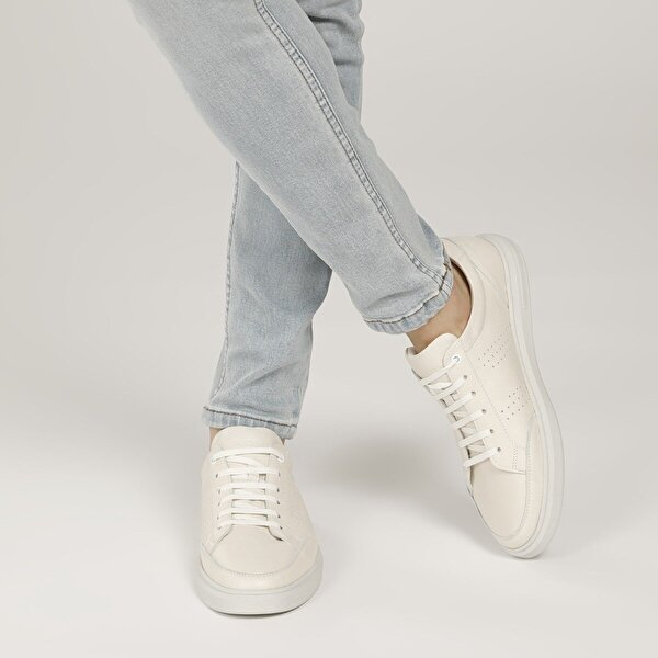 Dockers by Gerli 230505 Beyaz Erkek Comfort Ayakkabı