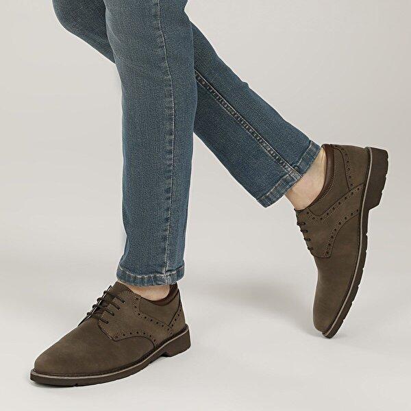 JJ-Stiller 95142-3 1FX Vizon Erkek Klasik Ayakkabı
