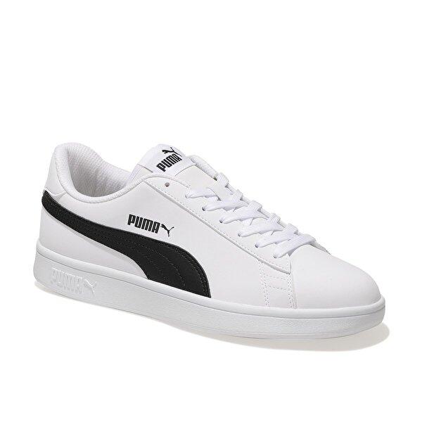 Puma SMASH BUCK V2 TDP Beyaz Erkek Sneaker Ayakkabı