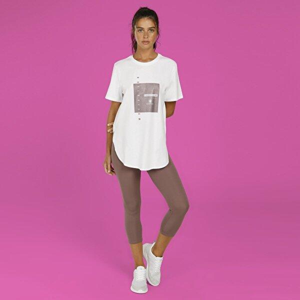 Lumberjack SCOTTY T-SHIRT Beyaz Kadın T-Shirt