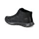 Skechers FLEX APPEAL 2.0- WARM WIS Siyah Kadın Bot