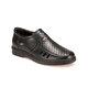 Flexall ZMR M 1618 Siyah Erkek Klasik Ayakkabı