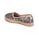 Carmens U1351 Mavi Kadın Espadril Ayakkabı