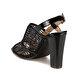 Polaris 61.308457.Z Siyah Kadın Ayakkabı