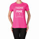 Kinetix A5133516 Neon Pembe Kadın T-Shirt