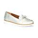 Polaris 71.157223.Z Gümüş Kadın Loafer Ayakkabı
