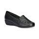 Polaris 71.157276.Z Siyah Kadın Sandalet