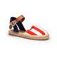 U.S. Polo Assn. LEONES Kırmızı Kız Çocuk Espadril Ayakkabı