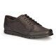 Polaris 71.800114.M Kahverengi Erkek Klasik Ayakkabı