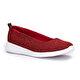 U.S. Polo Assn. PATMOS Kırmızı Kadın Sneaker Ayakkabı