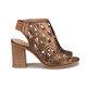 Miss F DS17011 Bronz Kadın Dress Ayakkabı
