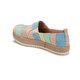 Art Bella U2701 Çok Renkli Kadın Espadril Ayakkabı