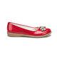 Seventeen SVB240 Kırmızı Kız Çocuk Babet