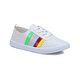Carmens U1302 Beyaz Kadın Sneaker Ayakkabı