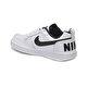 Nike COURT BOROUGH LOW (GS) Beyaz Erkek Çocuk Sneaker Ayakkabı