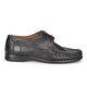 Polaris 5 Nokta 72.109346.M Siyah Erkek Klasik Ayakkabı