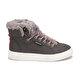 Kinetix HARVEY Gri Kız Çocuk Sneaker Ayakkabı