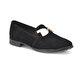 Miss F DW17009 Siyah Kadın Loafer Ayakkabı