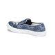 Polaris 81.354918.Z Mavi Kadın Slip On Ayakkabı