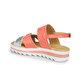 Polaris 81.510147.F Mercan Kız Çocuk Topuksuz Sandalet