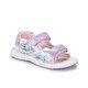Frozen LIYENA Lila Kız Çocuk Sandalet