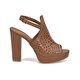 Butigo S1121 Taba Kadın Ayakkabı