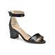 Butigo S1100 Siyah Kadın Sandalet