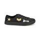 Butigo 18S-042 Siyah Kadın Ayakkabı