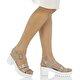 Butigo S803 Vizon Kadın Sandalet