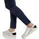 Butigo CS18019 Gümüş Kadın Sneaker Ayakkabı