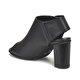 Miss F 135030-18S Siyah Kadın Dress Ayakkabı
