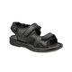 Panama Club CK-53 Siyah Erkek Sandalet