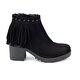 Polaris 82.309407.Z Siyah Kadın Ayakkabı