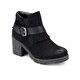 Polaris 82.309403.Z Siyah Kadın Ayakkabı