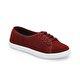Polaris 82.311071.Z Bordo Kadın Sneaker Ayakkabı